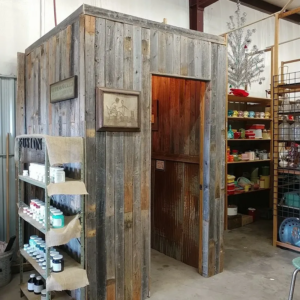RUSTIC RECLAIMED BARN WOOD PANELING