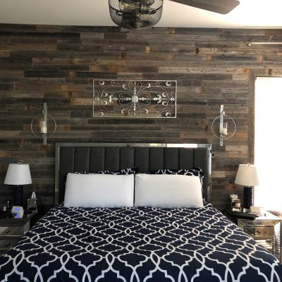 Rustic Reclaimed Naturally Weathered Wood And Home Decor