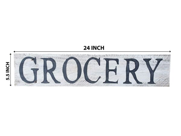 Grocery Sign Board