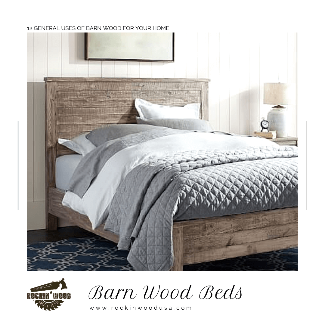 Barn Wood Beds