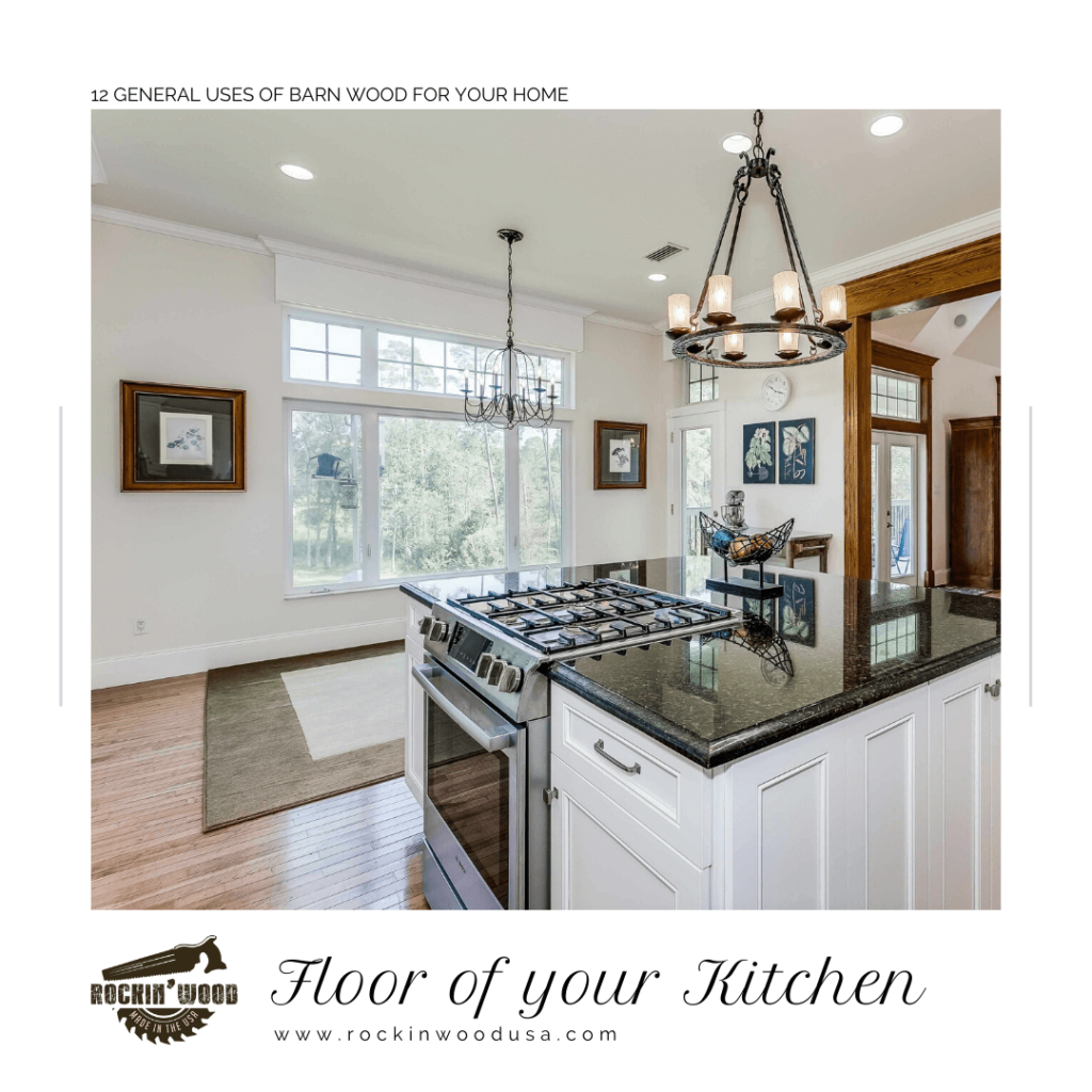 The Floors of your Kitchen