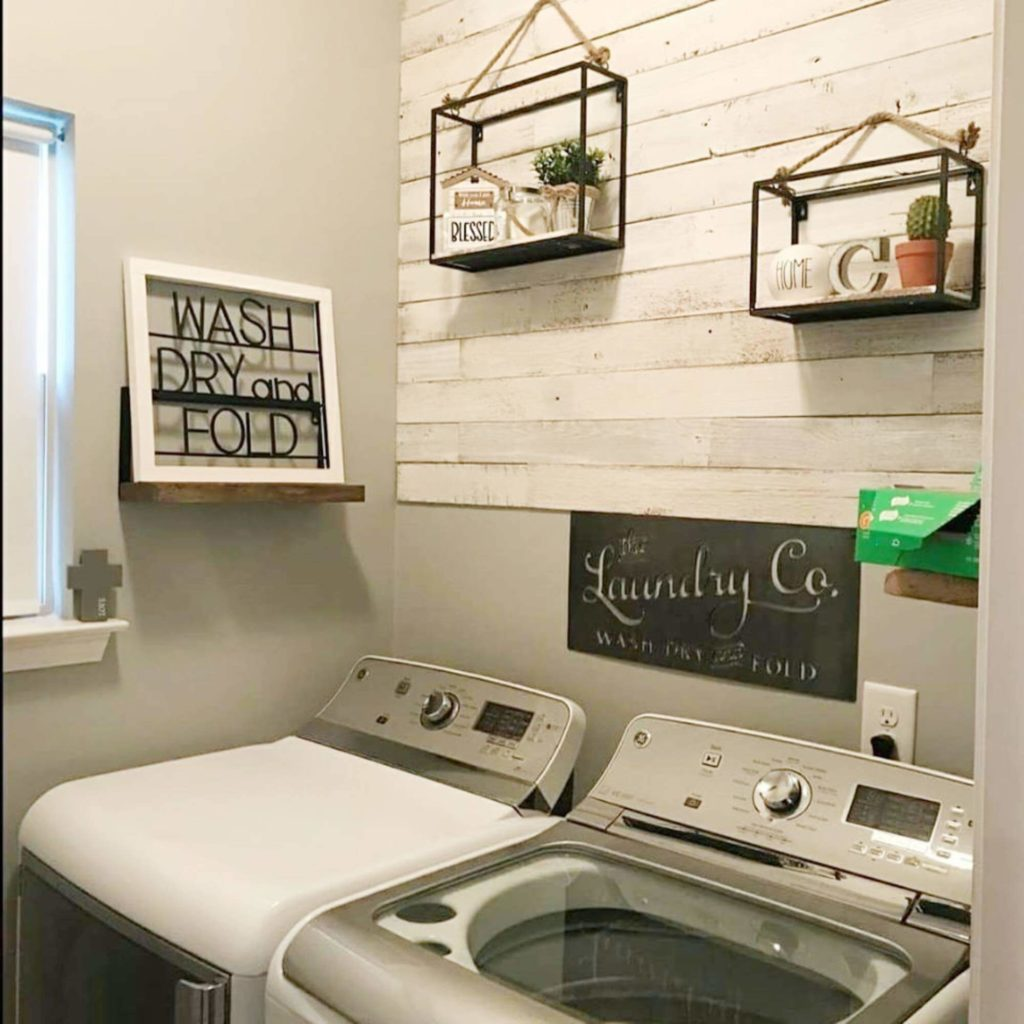 whitewash planks laundry room 2