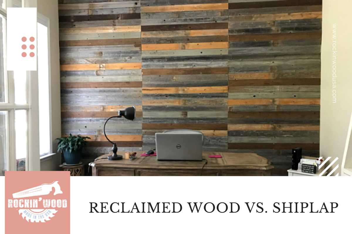 reclaimed wood vs shiplap featured