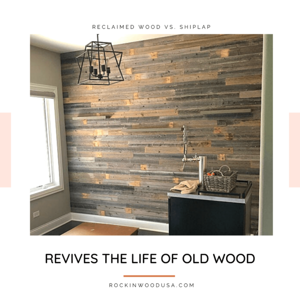 revives the life of old wood