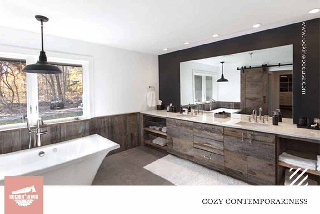 Cozy contemporariness